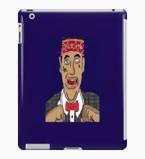 Pee Wee Loc Dog iPad Case/Skin