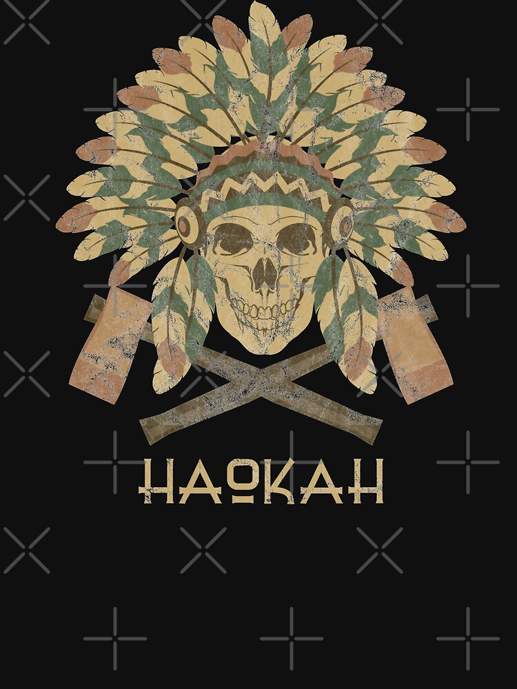 Haokah Empath Native American Sacred Clown by thespottydogg