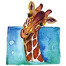 Quizzical Giraffe is Quizzical by RavensLanding
