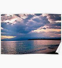 Lombok & Gli Island Sunrise,  Poster