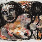 Faces, Bernard Lacoque-26 by ArtLacoque