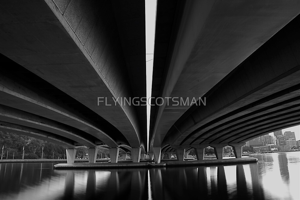 Narrows Bridge by FLYINGSCOTSMAN