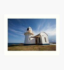 Tacking Point Lighthouse - Port Macquarie Art Print
