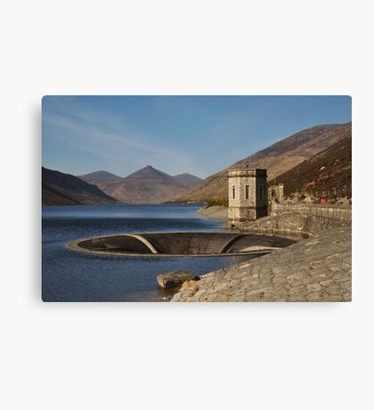 Silent Valley, Co Down Canvas Print