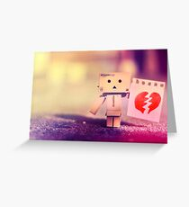 So Lonely Greeting Card