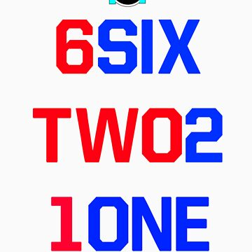 6SIX by 6two1