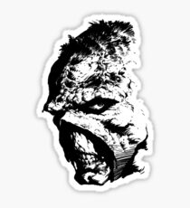 Swamp Thing Sticker