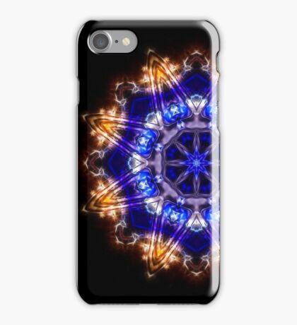 Diamond Blue Big iPhone Case/Skin