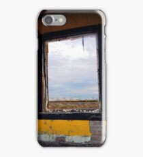 Picture Window iPhone Case/Skin