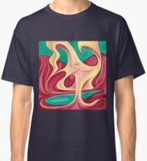 Árbol del lago Camiseta clásica