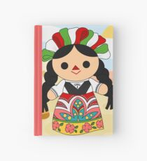 Maria 1 (Mexican Doll) Hardcover Journal
