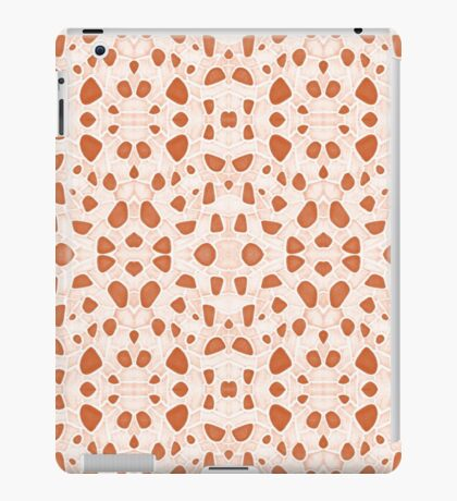Moroccan Clay Zellige #redbubble #pattern iPad Case/Skin