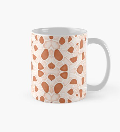 Moroccan Clay Zellige #redbubble #pattern Mug