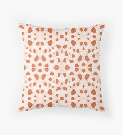 Moroccan Clay Zellige #redbubble #pattern Floor Pillow