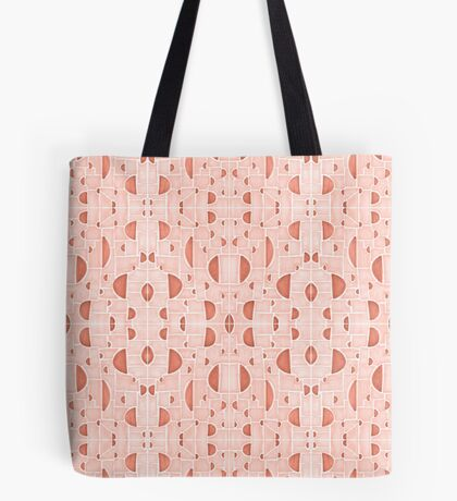Kaleidoscopic Cretto #redbubble #pattern Tote Bag