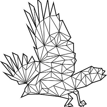 Vektor Vogel von eadingtonanne