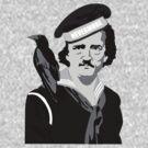 Boats and Poe's by JerBear