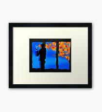 Autumn Inside Framed Print