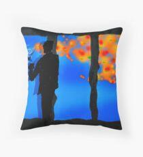 Autumn Inside Throw Pillow