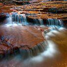 The Colorado River Plateau by Clayhaus