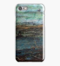 Mystery In Scenery. Dark River landscape. iPhone Case/Skin
