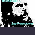 Zap Rowsdower by Margaret Bryant