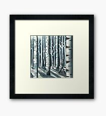 """""""I Don't Get Lost"""" by Robin Galante Framed Print"""