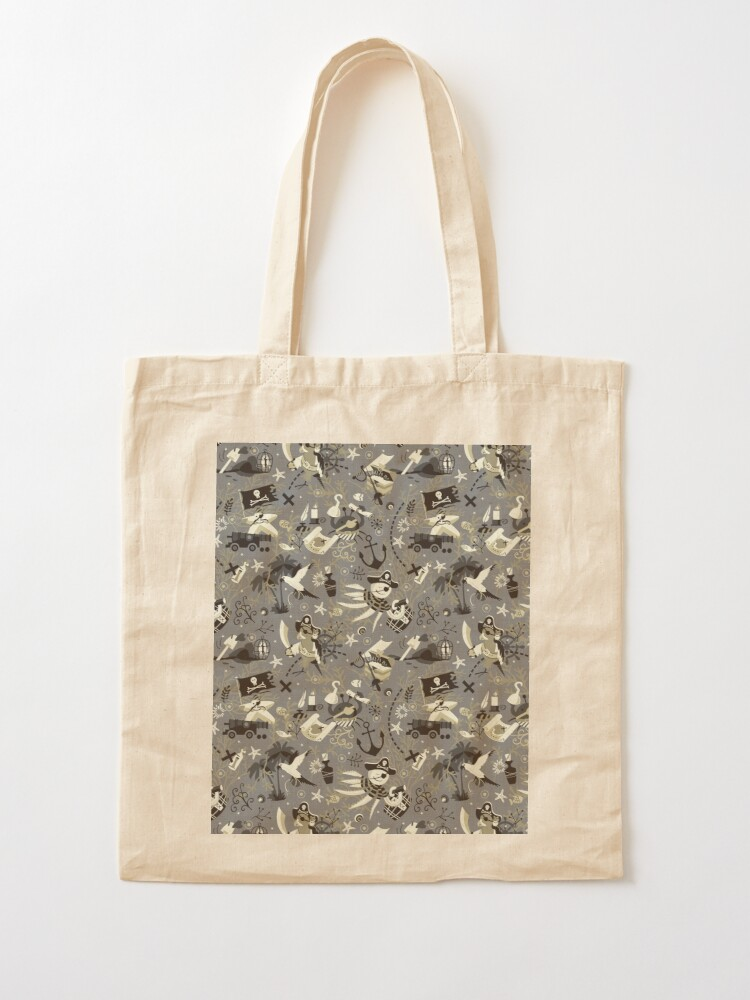 Alternate view of Treasure hunters Tote Bag