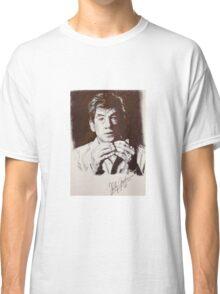 IAN MCKELLEN PORTRAIT Classic T-Shirt