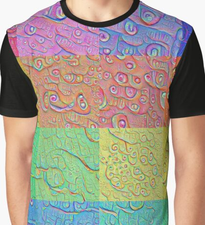 Deep Dreaming of a Color World Graphic T-Shirt