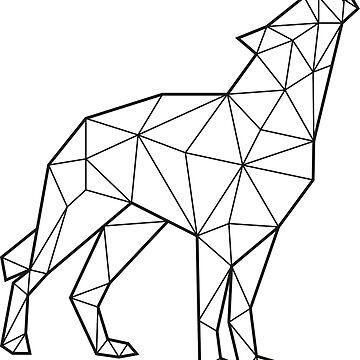 Vektor Wolf von eadingtonanne