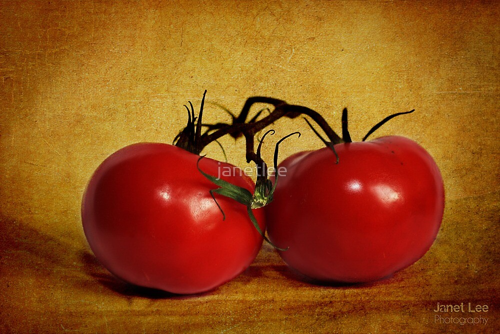dos tomatoes by janetlee