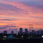 NOLA Sunset by Malik Jayawardena