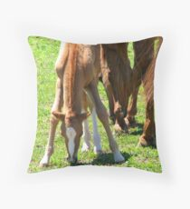It's a Long Way Down! Throw Pillow