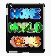 Steven Universe- Homeworld Gems iPad Case/Skin