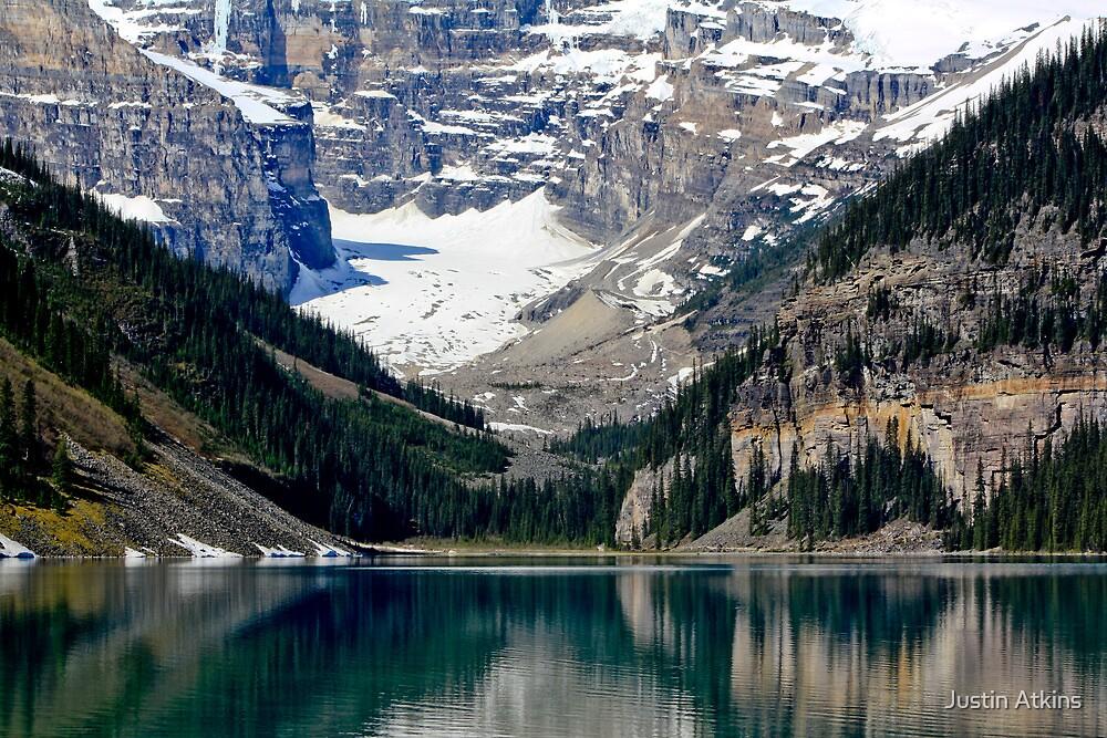 Lake Louise by Justin Atkins