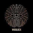 Warlock - Gold by Yaniir
