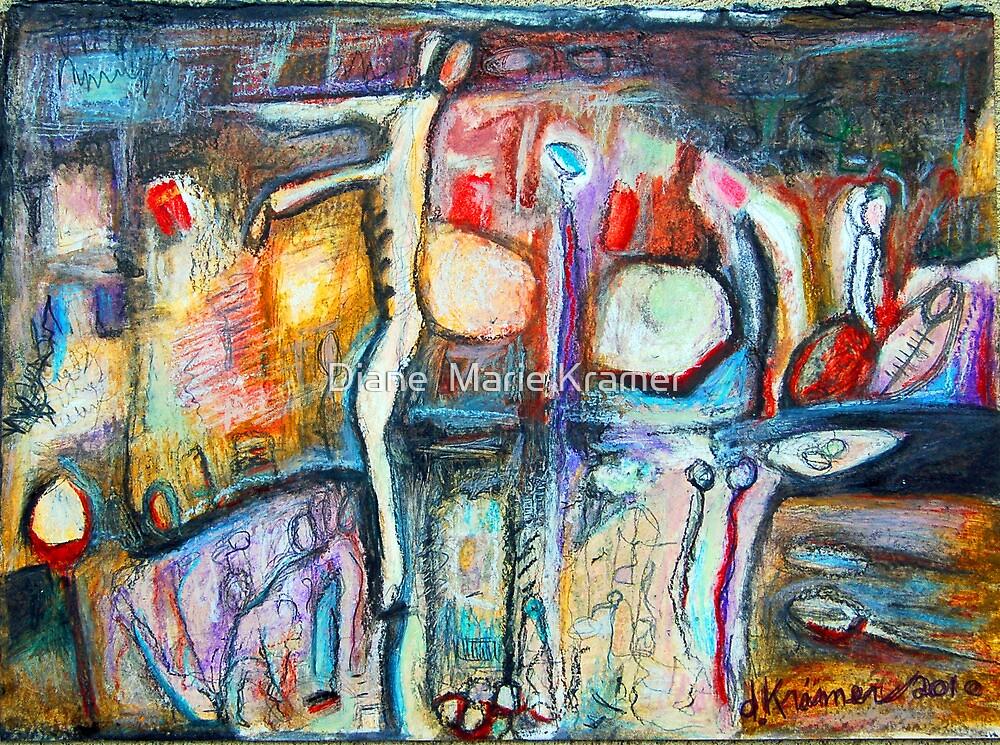 Bounce by Diane  Marie Kramer