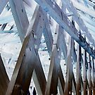 Covered Bridge Highlight by Jeri Garner