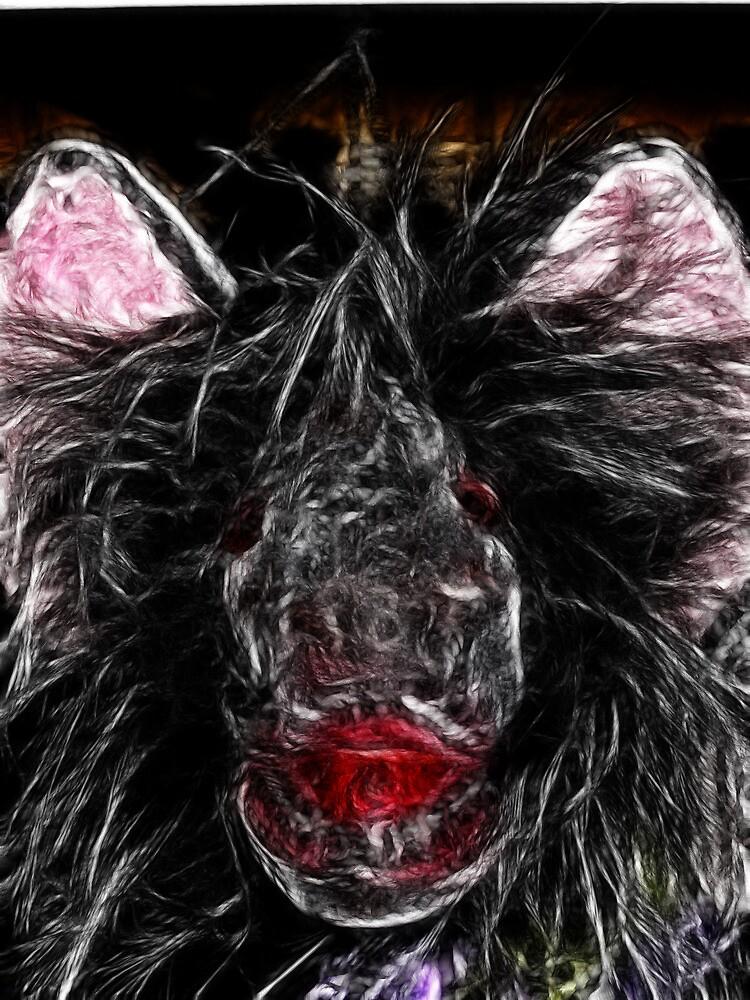 Creature Of The Night by Darlene Bayne