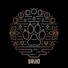 Druid - Gold by Yaniir