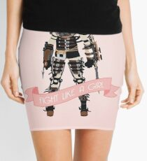 Fight Like a Girl: Big Sister Mini Skirt