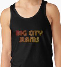 Big City Slams Tank Tops   Redbubble