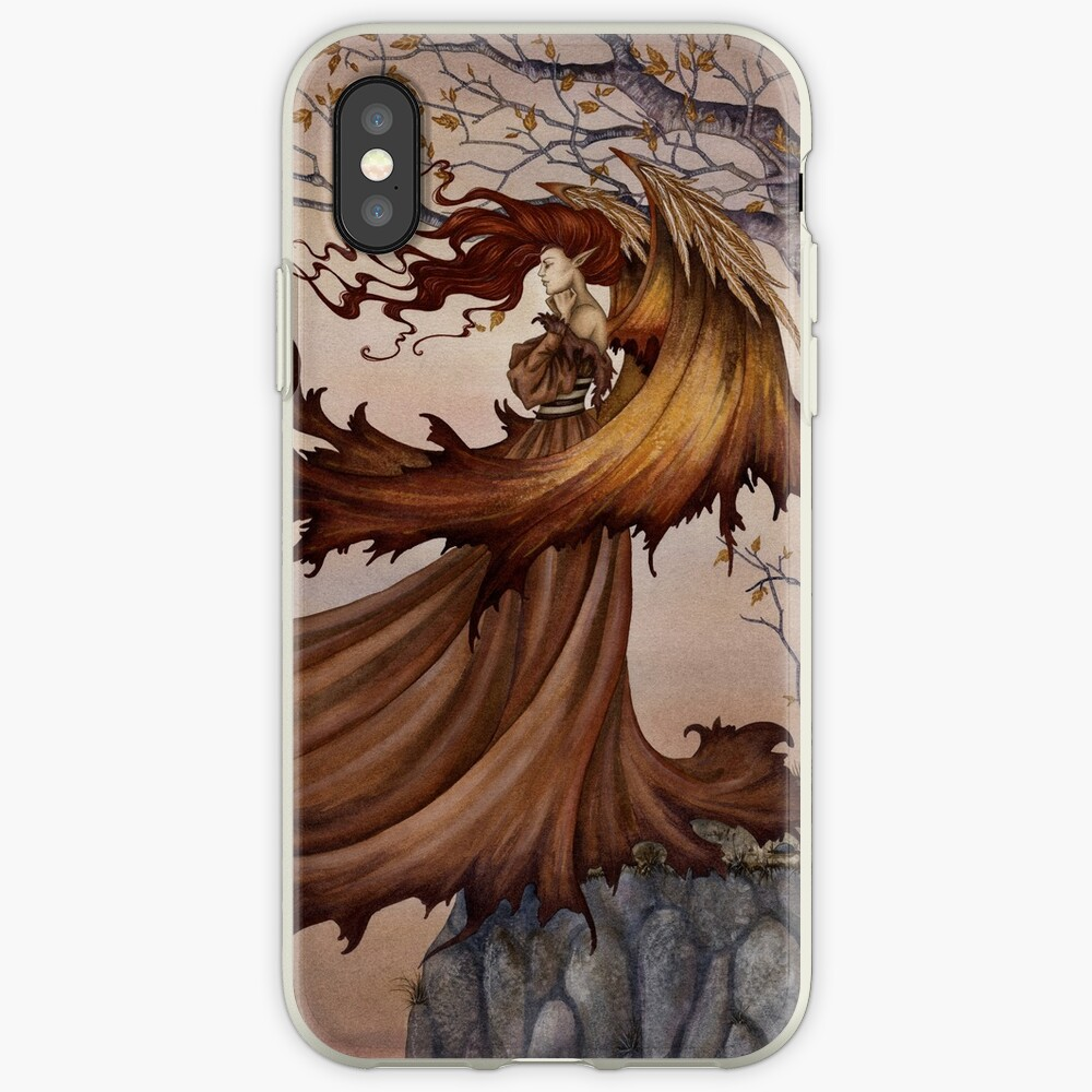 Passage to Autumn iPhone Case & Cover