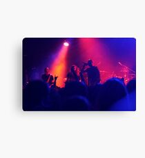 Stage Flare Canvas Print