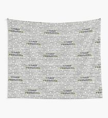 Cabin Pressure Wall Tapestry