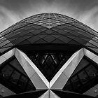 The Gherkin 4 by John Velocci