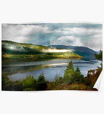 Loch Sunart Poster