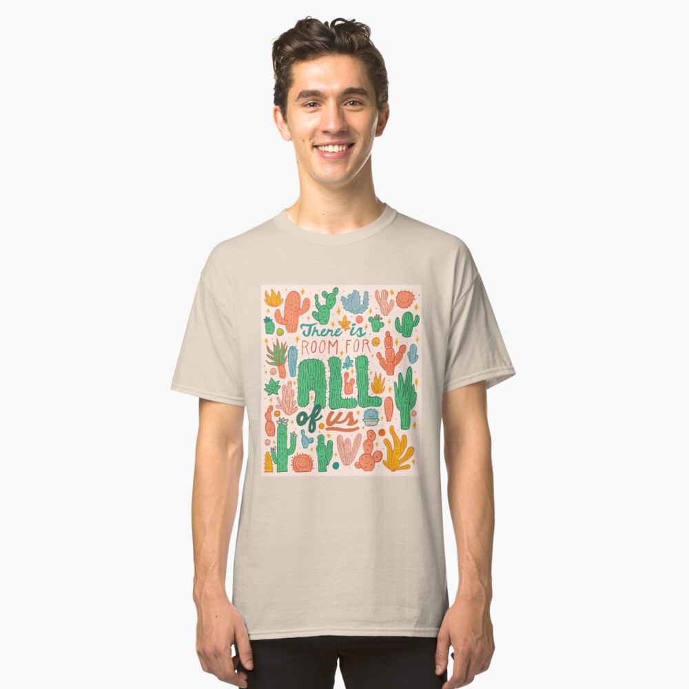 Room for All Classic T-Shirt