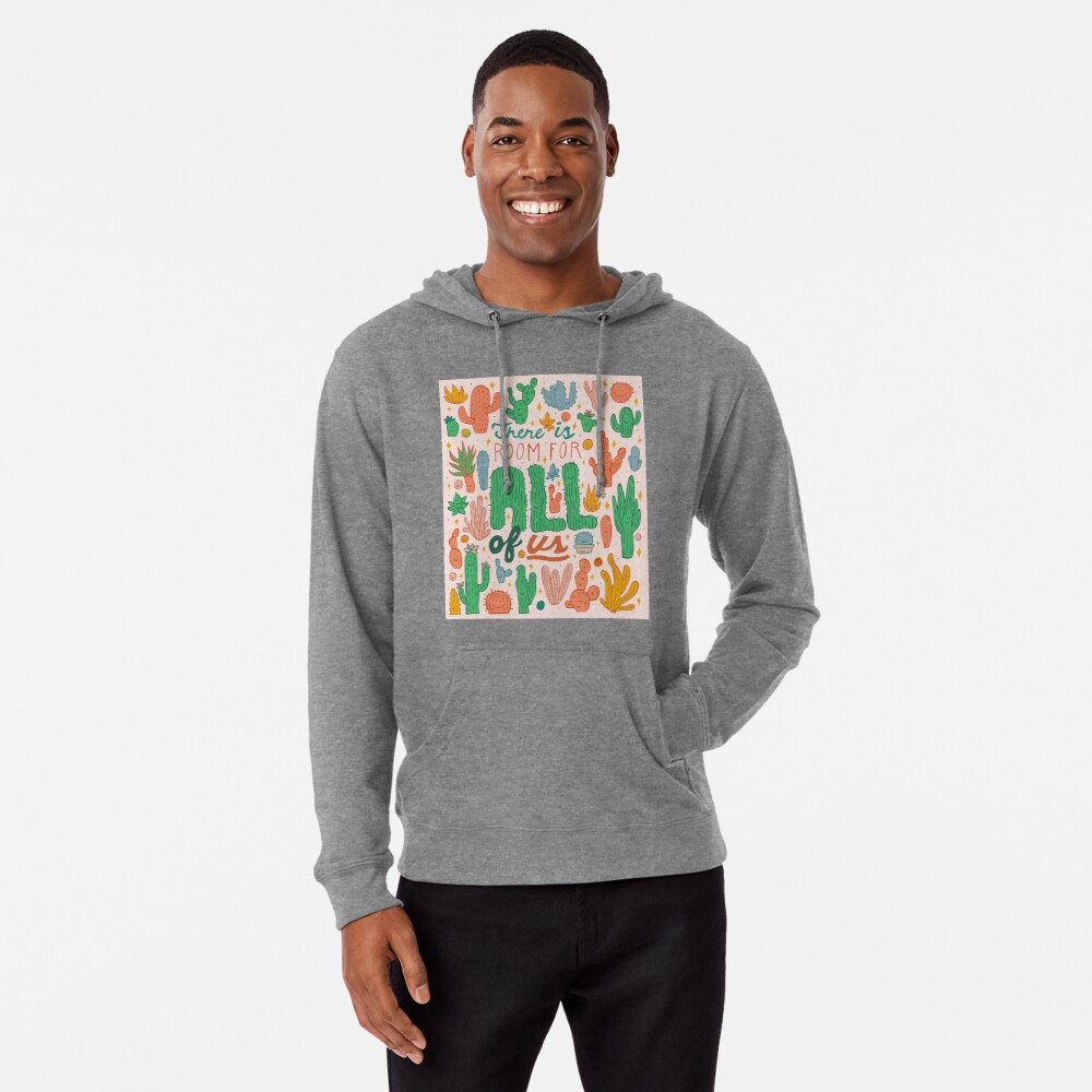 Room for All Lightweight Hoodie